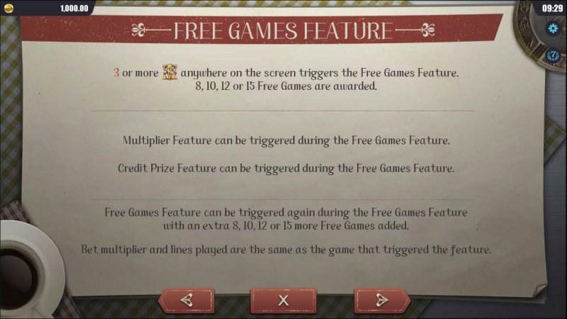 Treasure Hunt Trip :: Free Games Feature