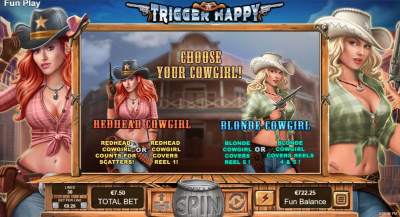 Trigger Happy :: Pick your free games feature