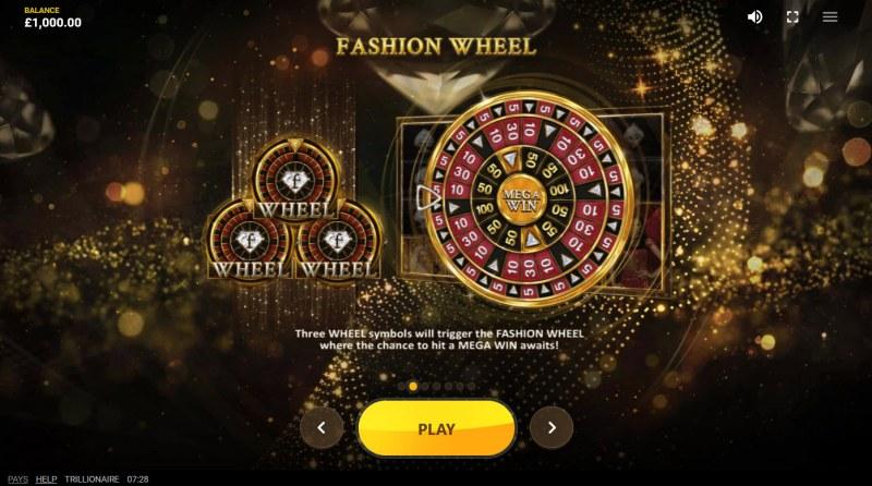 Trillionaire :: Wheel Feature