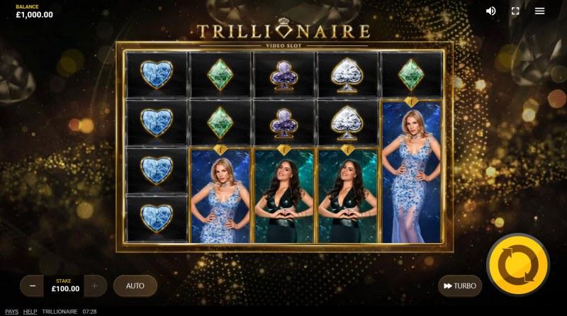 Trillionaire :: Main Game Board