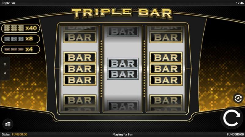 Triple Bar :: Main Game Board