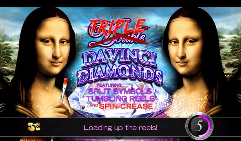 Triple Double Da Vinci Diamonds :: Introduction