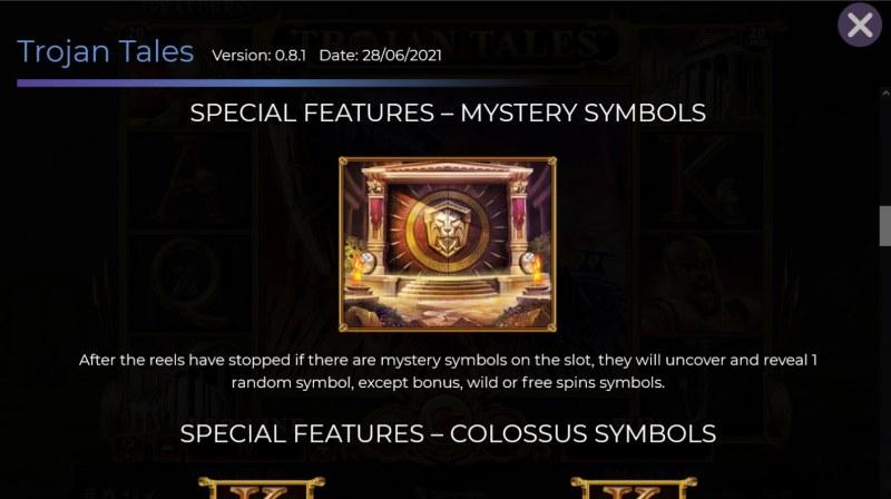 Trojan Tales :: Mystery Feature