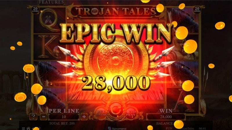 Trojan Tales :: Epic Win