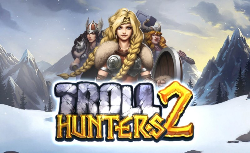 Play slots at Casino Luck: Casino Luck featuring the Video Slots Troll Hunters 2 with a maximum payout of $500,000