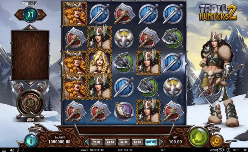 Troll Hunters 2 :: Main Game Board