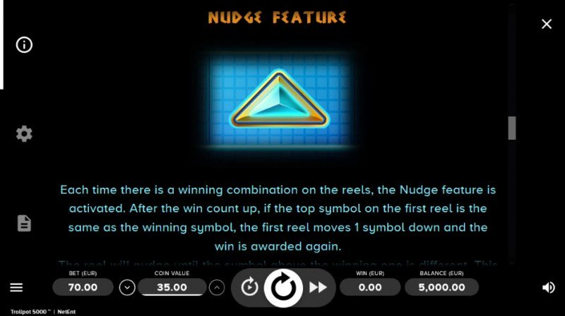 Trollpot 5000 :: Nudge Feature