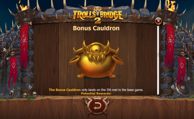 Trolls Bridge 2 :: Bonus Cauldron