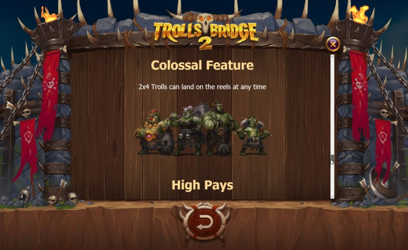 Trolls Bridge 2 :: Colossal Feature
