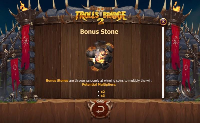 Trolls Bridge 2 :: Bonus Stone