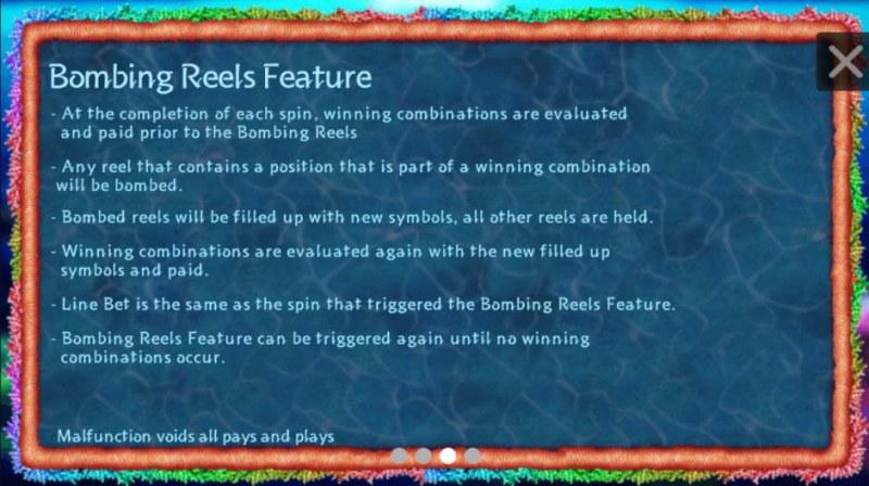 Tropical Treasures :: Bombing Reels Feature