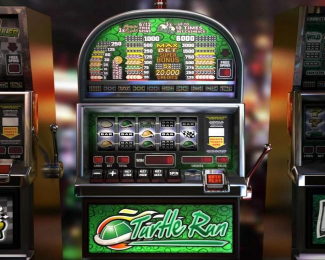 Play slots at Elegant VIP: Elegant VIP featuring the Video Slots Turtle Run with a maximum payout of $20,000