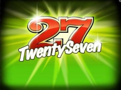 Play slots at Caesars: Caesars featuring the Video Slots TwentySeven with a maximum payout of $25,000