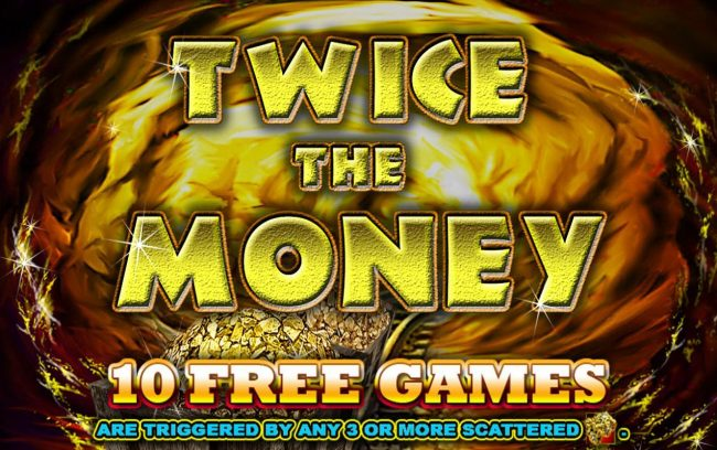 Twice the Money :: Splash screen - game loading