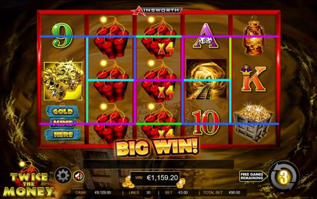 Twice the Money ::