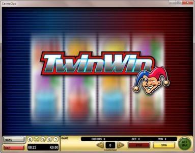 Splash screen - game loading
