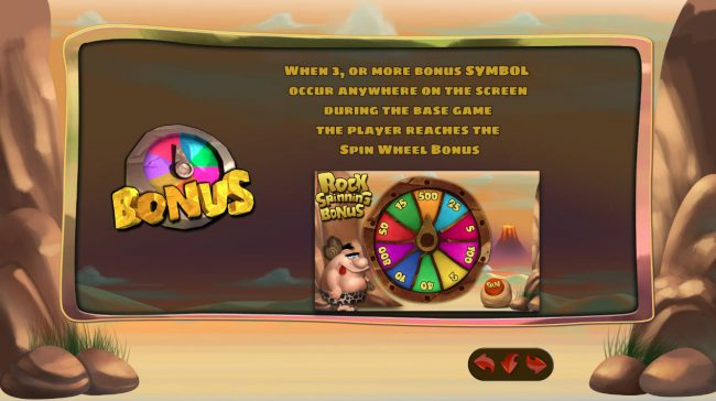 Uga Age :: Bonus Game Rules