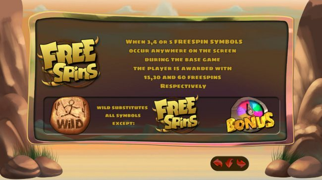 Uga Age :: Free Spins Rules
