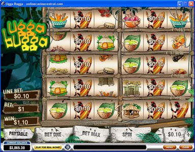 Sky Kings featuring the Video Slots Ugga Bugga with a maximum payout of $25,000