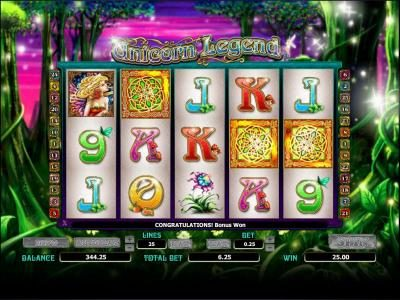 Casino Superlines featuring the Video Slots Unicorn Legend with a maximum payout of 2000x