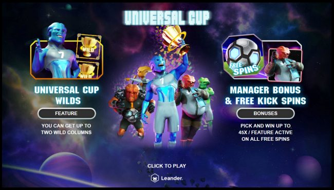 Play slots at Slottica: Slottica featuring the Video Slots Universal Cup with a maximum payout of $50,000