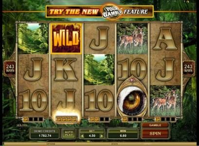 Spin Hill featuring the Video Slots Untamed Bengal Tiger with a maximum payout of $90,000