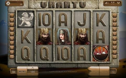 Play slots at Zet Casino: Zet Casino featuring the Video Slots Urartu with a maximum payout of $900,000