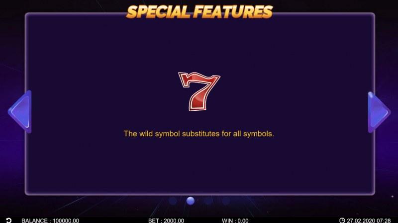 Ultra Classic Hot :: Wild Symbols Rules