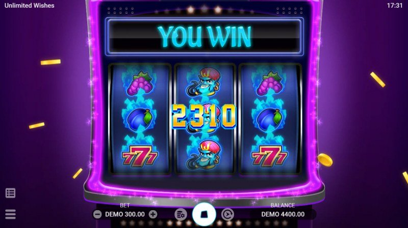 Unlimited Wishes :: Big Win