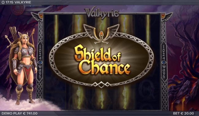 Valkyrie :: Shield of Chance