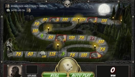 Karamba featuring the Video Slots Vampires vs Werewolves with a maximum payout of 37500x