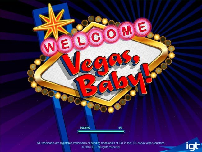 Betfred featuring the Video Slots Vegas, Baby! with a maximum payout of $250,000
