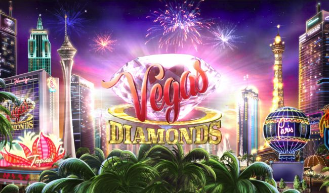 Betchan featuring the Video Slots Vegas Diamonds with a maximum payout of $200,000