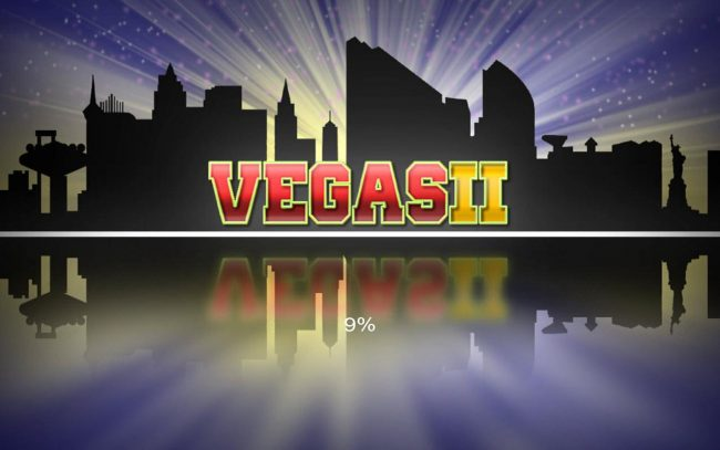 MyBcasino featuring the Video Slots Vegas II with a maximum payout of $50,000
