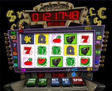 Winaday featuring the Video Slots Vegas Mania with a maximum payout of $6,000