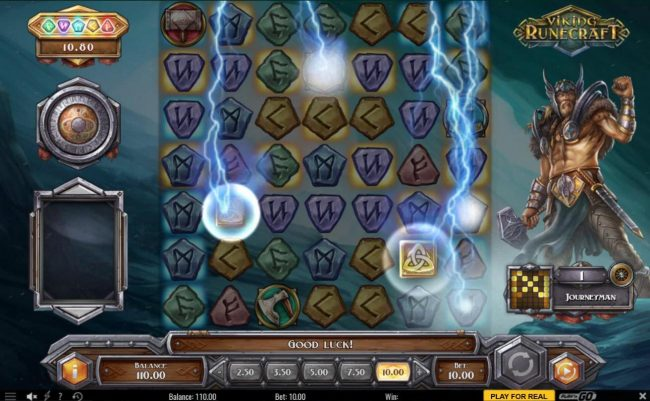 Play slots at Casinia: Casinia featuring the Video Slots Viking Runecraft with a maximum payout of $400,000