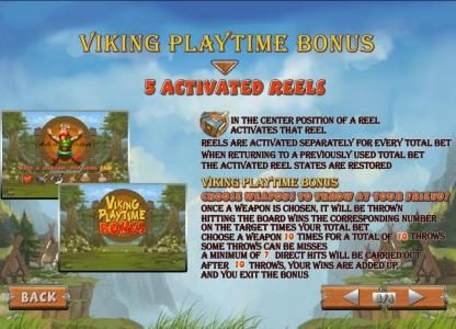 Fly Casino featuring the Video Slots Viking Mania with a maximum payout of $1,000,000