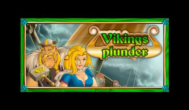 Rich Casino featuring the Video Slots Viking's Plunder with a maximum payout of $2,500,000