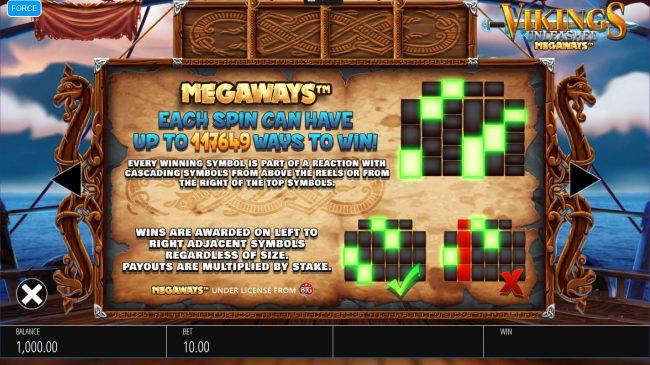 Vikings Unleashed Megaways :: Megaways
