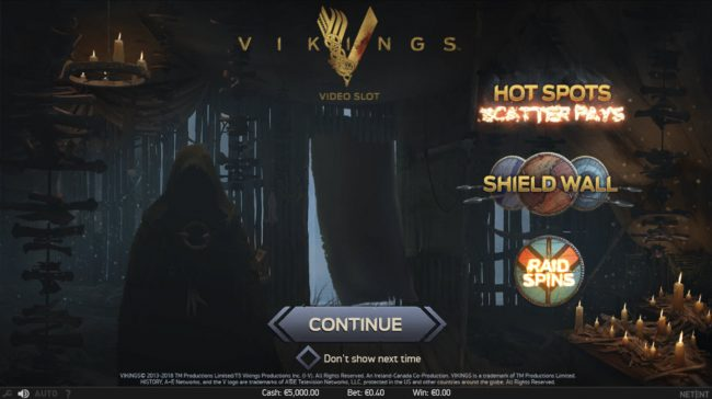 Play slots at Noxwin: Noxwin featuring the Video Slots Vikings with a maximum payout of $100,000