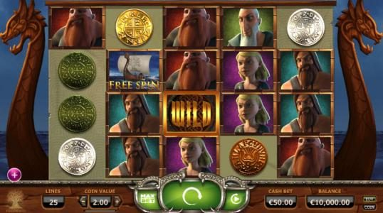 Play slots at Go Wild: Go Wild featuring the Video Slots Vikings Go Wild with a maximum payout of $2,000