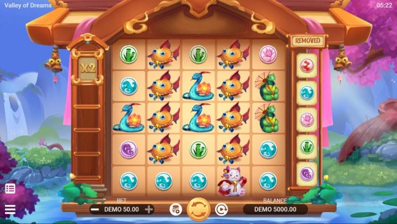 Valley of Dreams :: Main Game Board