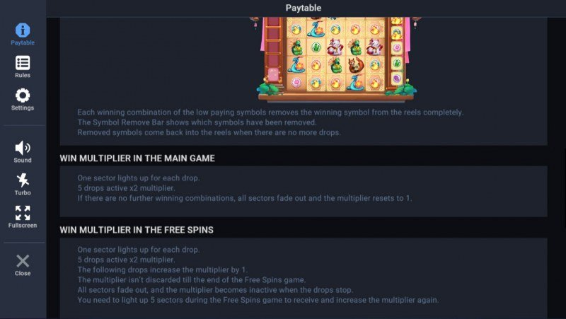 Valley of Dreams :: Feature Rules