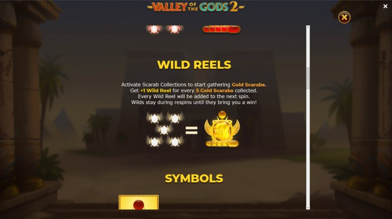 Valley of the Gods 2 :: Wild Reel