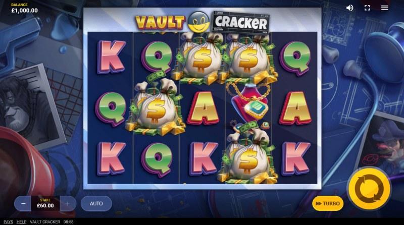 Vault Cracker :: Main Game Board