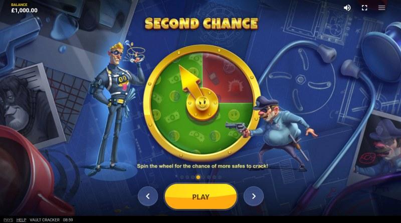 Vault Cracker :: Second Chance