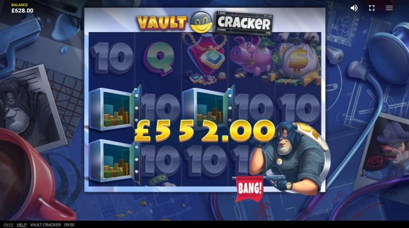 Vault Cracker :: Instant Win