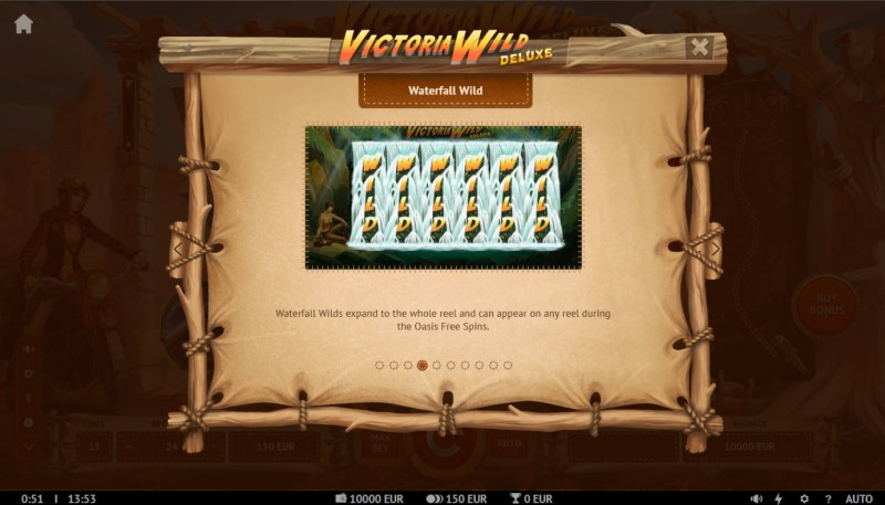 Victoria Wild Deluxe :: Waterfall Wilds