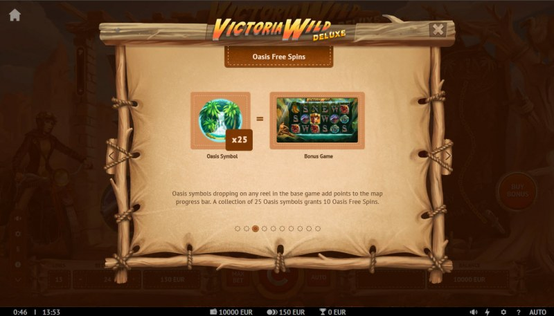 Victoria Wild Deluxe :: Oasis Free Spins
