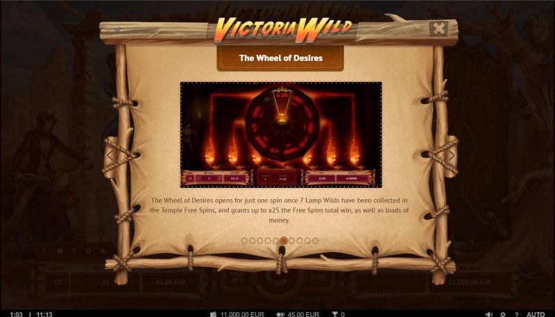 Victoria Wild :: Bonus Feature